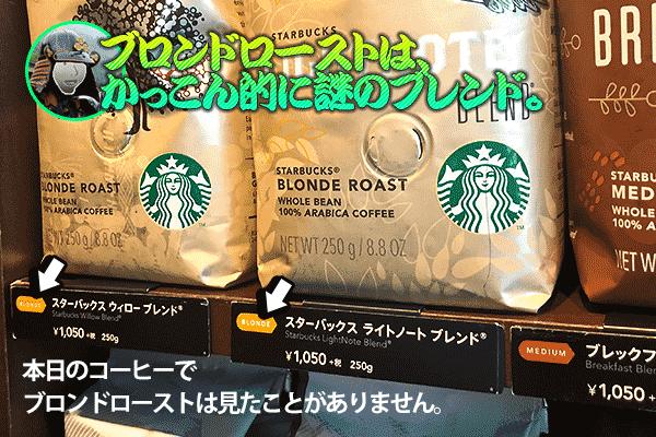 スターバックスのコーヒーは苦い?