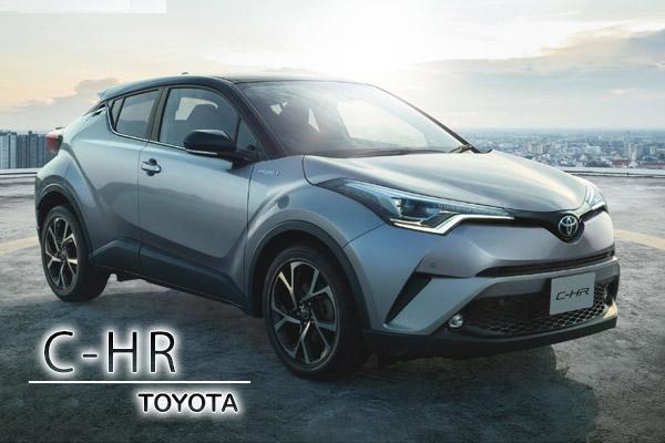 トヨタCH-R